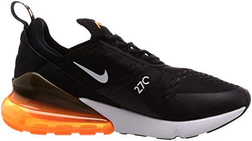 Max Uomo Basse 001 270 NIKE da Multicolore White Air Scarpe Orange Ginnastica Black Total qxBHxACw
