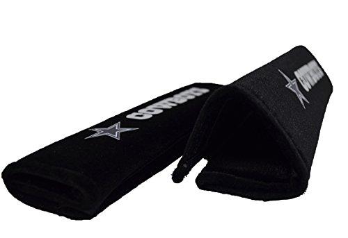 Dallas Cowboys Leather Duffle Bag - 1
