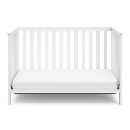 31d5GxLp1TL - Storkcraft Rosland 3-in-1 Convertible Crib - White