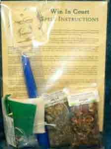 Fortune Telling Toys Magic Spell Kit Win In Court Legal Battles