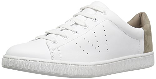 Vince Women's Varin Fashion Sneaker, White, 8.5 M US