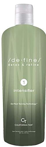 California Tan De-Fine Intensifier Step 1