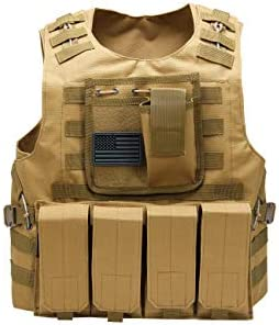 Tactical Airsoft Paintball Modular Pouches product image