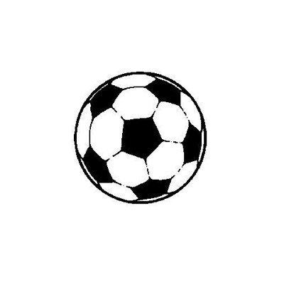 Art Stamps Sello de balón de fútbol: Amazon.es: Hogar
