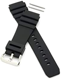 #10406454 Genuine Factory Replacement Band for Marine Gear Model: AMW320 or Seiko Diver
