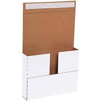 Amazon.com: Cajas rápido bfm1bkss Deluxe easy-fold de cartón ...