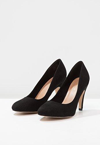Chaussures Noir Chaussures Élégantes de Gris Pour Escarpins à en Femmes Pour Talons Ou Noir Field Ronds Femmes Anna Femme Bouts Talons à à Nude Mat Confortables Soirée Blanc YxRPwnq