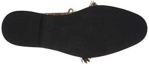 Kenneth Cole New York Mujeres Annie Hombreswear Estilo Glitter Oxford Bronce