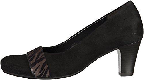 Gabor Strap 162 47 Pumps Ankle Black Women's 32 6wrqvzxH6