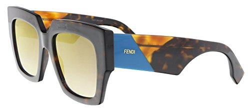 b81fe1998e10 Fendi Women s FF 0263 S FQ 086 52 Sunglasses