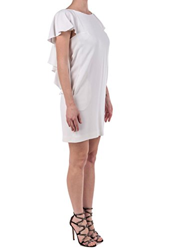 Weiß Kleid 34 Bianco Dondup Bianco Damen YawRxqE