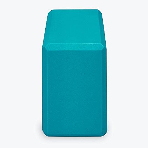 Gaiam Yoga Block, Vivid Blue