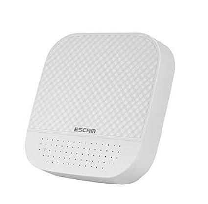 Amazon com: ESCAM PVR208 1080P 8+2CH ONVIF Mini NVR with 2ch Cloud