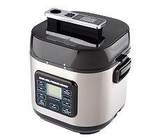 Montel Williams Living Well 6 Quart Pressure Cooker by Montel Williams Living Well
