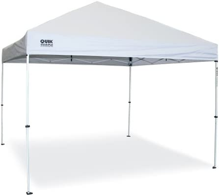 Quik Shade, carpa plegable 3 x 3 m modelo Sport, color blanco ...