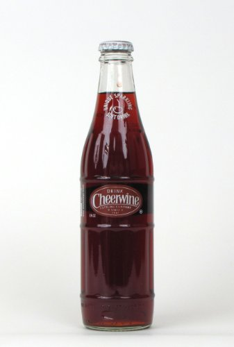 Cheerwine (6 bottles)
