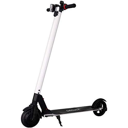 Denver SCO-65220 Elektro Roller, Blanco, Talla Única