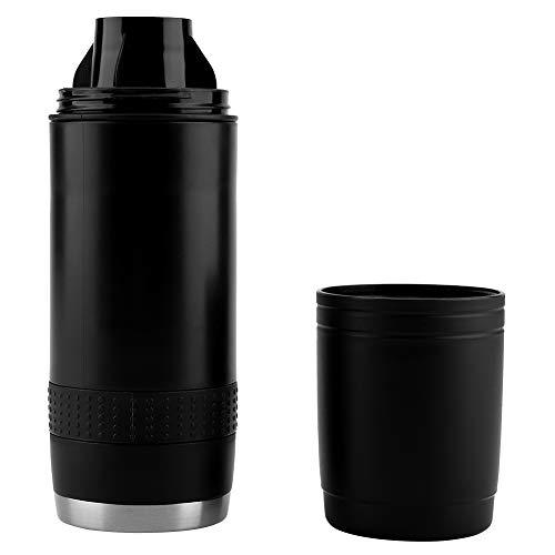 Coffee Maker Bottle Machine, Electric Portable Handhold Coffee Espresso Pressure Cup Mini Espresso Maker Home Office Travel Outdoor Compact Single Shot by Yosooo (Image #1)