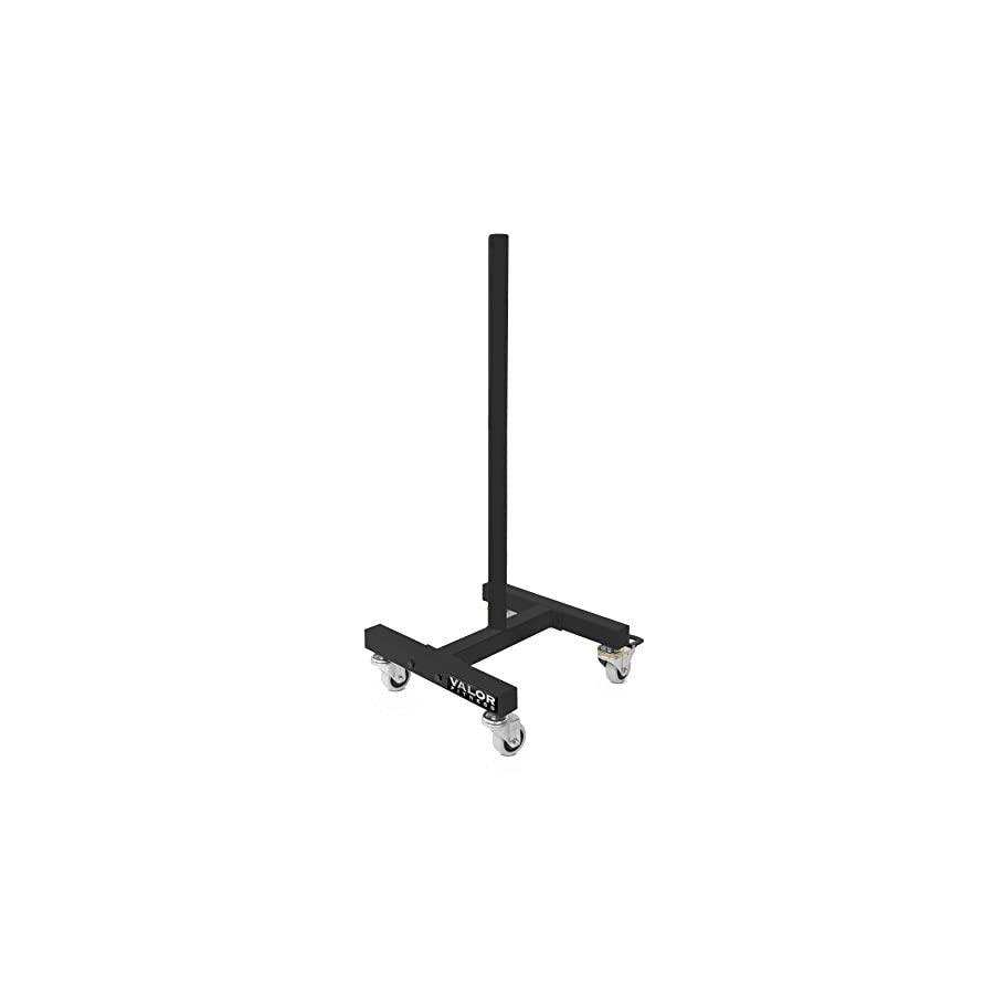 ValorPRO BH 19 Bumper Plate Stand with Wheels