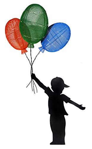 Alpine Corporation Solar Boy Silhouette Balloon Decor with