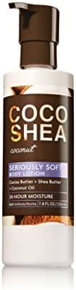Bath and Body Works CocoShea Coconut Seriously Soft Lotion 7.8 Ounce Coco Shea