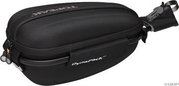 Topeak Dyna Pack DX with Rain Cover (Black) by Topeak