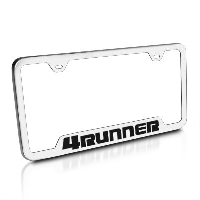 Amazon.com: Toyota CarBeyondStore Toyota 4Runner Polished Stainless ...