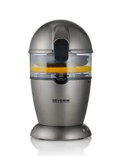 Severin CP 3537 Spremiagrumi con spremitura Completamente Automatica, Cono Multisize, Easy Clean, Sistema antigoccia… 1