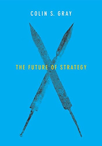 The Future of Strategy cover