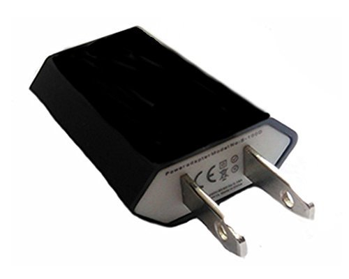 10 Travel Europe to USA Power Plug Adapter Adaptor Convert C