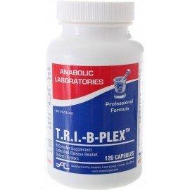 Anabolic Laboratories, TRI B Plex B Complex Formula, 120 Beadlet Caps by Anabolic Laboratories
