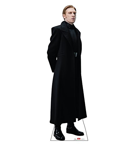 Advanced Graphics General Hux Life Size Cardboard Cutout Standup - Star Wars: Episode VIII - The Last Jedi (2017 Film)