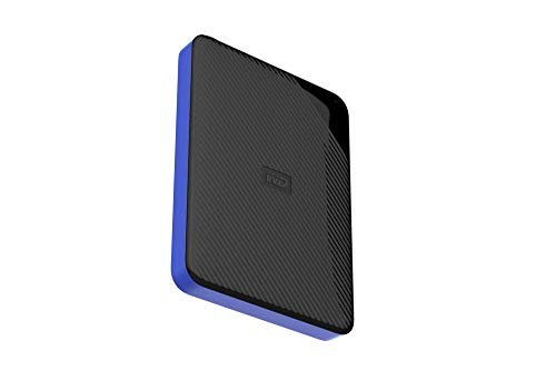 WD 4TB Gaming Drive Works with Playstation 4 Portable External Hard Drive - WDBM1M0040BBK-WESN by Western Digital (Image #2)