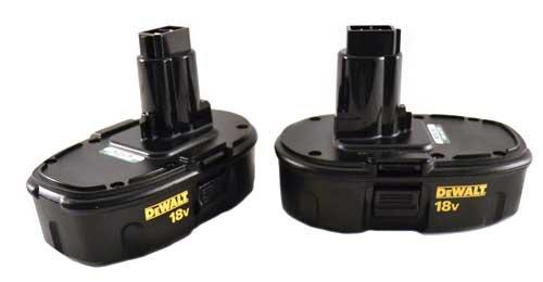dewalt 18v low profile battery - 1
