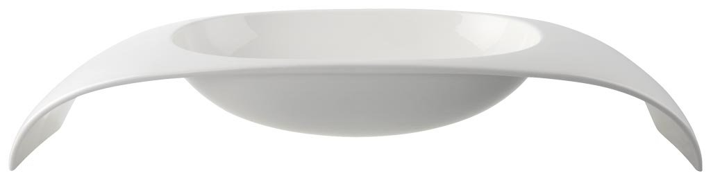 Urban Nature Oval Vegetable Bowl by Villeroy & Boch - Premium Porcelain - Made in Germany - Dishwasher and Microwave Safe - 11.5 Inches 1034523160 6034523160_-
