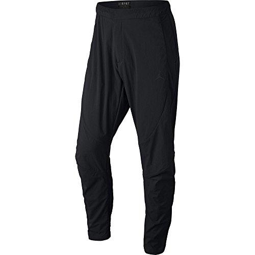 Nike Mens Jordan Tech Fleece Woven Sweatpants Black 860362-010 Size 2X-Large by NIKE