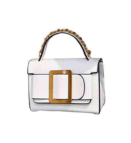 Borse tracolla spalla da Borsa Shopper a Casual donna Morning borsa Impermeabile da Off mano pelle Casual Bianco donna Fashion in Borse Hf Crossbody Piccola a X6ZHw