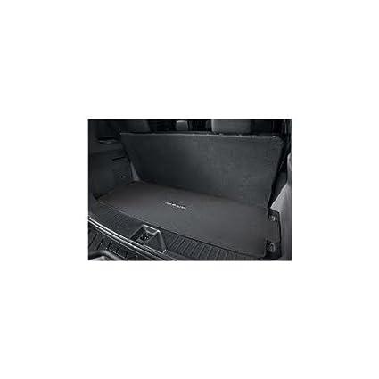 Genuine Nissan Accessories 999E3-2U000BE Almond Interior Carpeted Cargo Mat