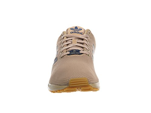Adidas Heren Originals Zx Flux Hennep / Night Indigo / Gum Nylon Hardloopschoenen 11,5 M Us