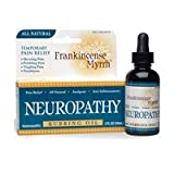 FRANKINCENSE & MYRRH NEUROPATHY RUBBING OIL, 2 FZ