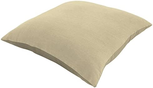 Eddie Bauer Home Pillow Knife Edge, 18 L x 18 W, Spectrum Sand