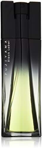 Fujiyama Black Label by Succes De Paris For Men. Eau De Toilette Spray 3.3-Ounces