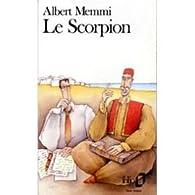 Le Scorpion ou La Confession imaginaire par Albert Memmi