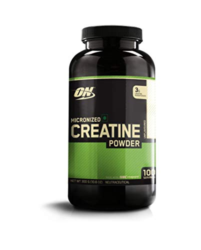 Optimum Nutrition Micronized Creatine Powder 300g by OPTIG