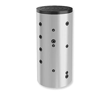 Termo – Calentador de agua instantáneo (sin presión + mezclador, blanco