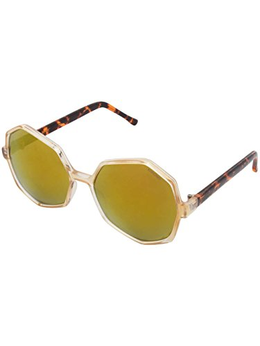 Komono KOM-S2056 Tortoise Frame Polycarbonate Lens oxford - Sunglasses Komono