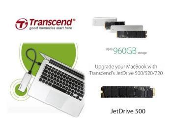 Transcend JetDrive 500 - Kit de Disco Duro sólido Interno SSD 480 ...