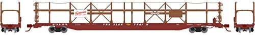 N F89-F Bi-Level Auto Rack, SAL/BTTX #913679 Bi Level Auto Rack