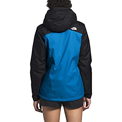 The North Face Women's Resolve Plus DWR Rain Jacket: Clothing