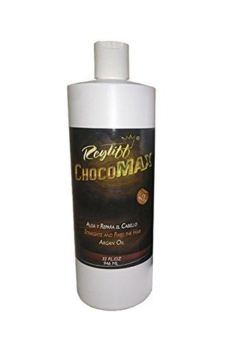 Brazilian Keratin Treatment Chocolate 32 Oz Forte + Argan Oil by chocomax